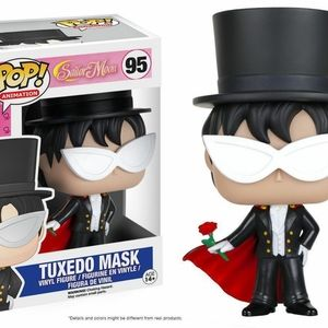 🆕️ Vaulted Tuxedo Mask Funko Pop